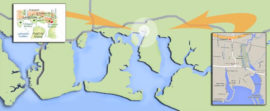 EMSWORTH MAP2