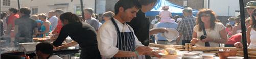 emsworth food festival